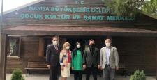 Kırkağaç'a Eğitim Ziyareti
