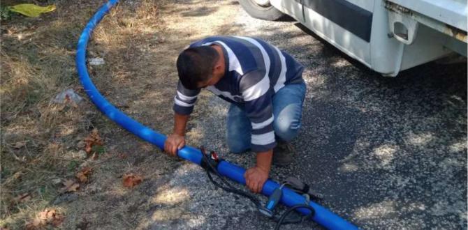Kuyucak Mahallesi'nde Su Sıkıntısı Giderildi