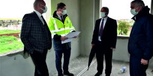 Kırkağaç'ın Ortak Projesi'nde Çalışmalar Devam Ediyor