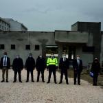 Kırkağaç'ın Spor Tesisi'nde Çalışmalar Sürüyor