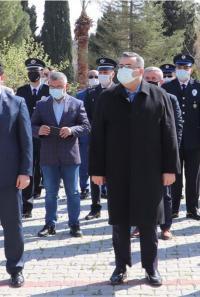 KIRKAĞAÇ'TA TÜRK POLİS TEŞKİLATI'NIN 176'NCI KURULUŞ YILDÖNÜMÜ KUTLANDI