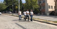 Kırkağaç'ın Prestij Caddeleri Peyzajıyla da Büyüleyecek